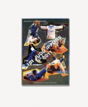 DVD 101 ippons 2011