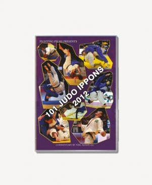 DVD 101 ippons 2012