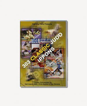 DVD 303 classic judo ippons