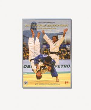 DVD World Champ. Rio 2013