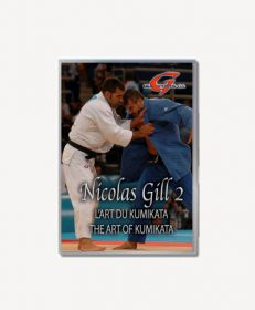 DVD Nicolas Gill the Art of Kumikata