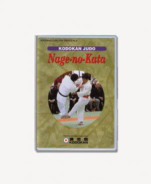 DVD Kodokan nage-no-kata