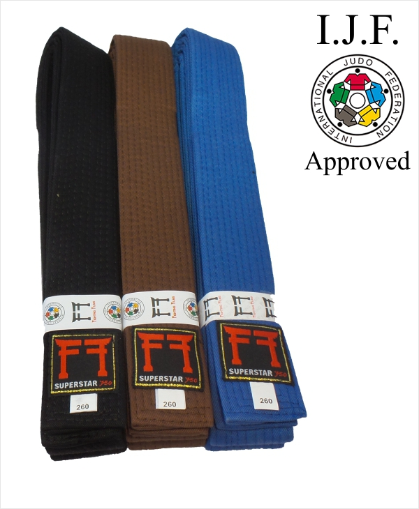 IJF approved judoband Fighting Films