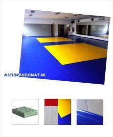 Nieuwbudomat custommade judomatten