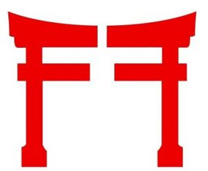 Fighting Films beeldmerk; het beroemde Fighting Films bridge logo