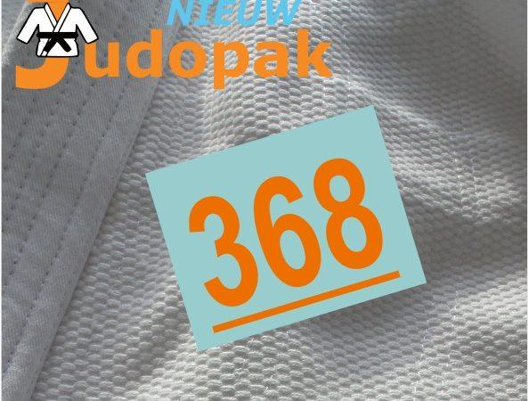Topjudotoernooi Winnaar judopak