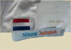 judopak borduren
