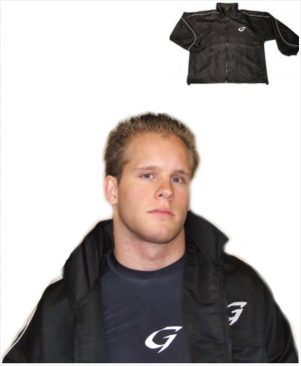 sportjas zwart