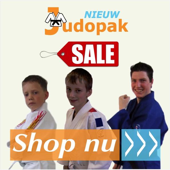 Grote Wintersale op judopakken en meer!