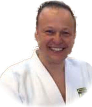 Steven Appels, eigenaar judoschool Appels in Medemblik