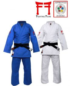 Fighting Films 750 Superstar pakket in wit en blauw