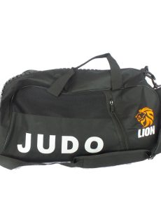 Lion sporttas judo zwart