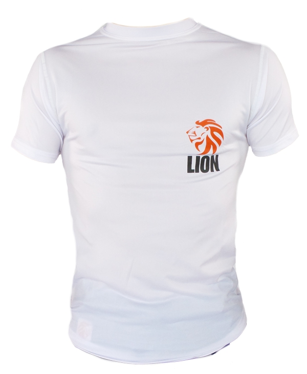 Lion rash guard men