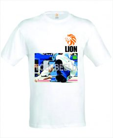 T-shirt met eigen foto recht model