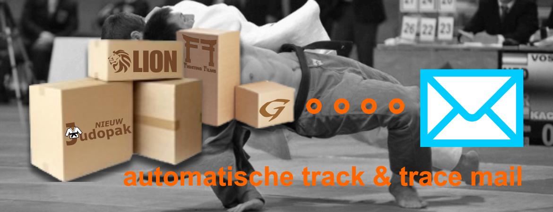 Verzendvoordeel bij Nieuw Judopak