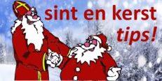 Sint en Kersttips
