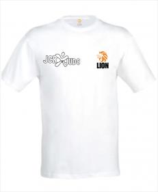 T-shirts Lion JCR Judo