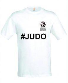 Lion T-shirt #Judo