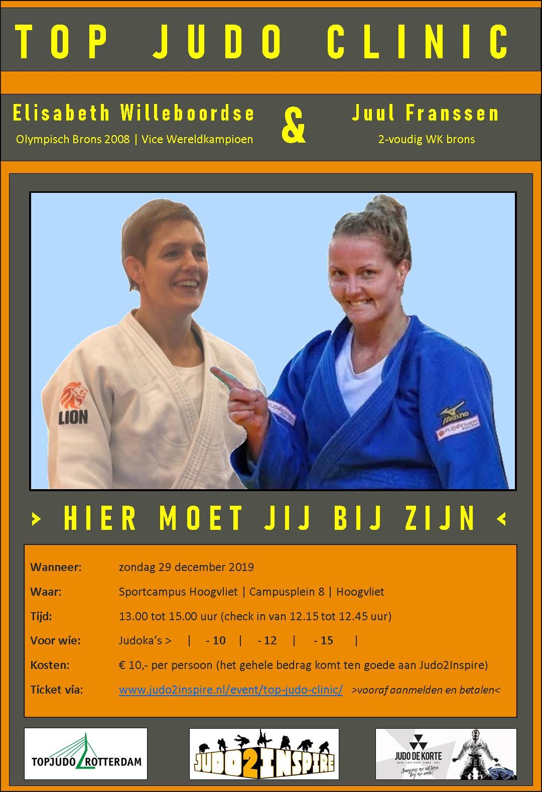 Top Judo Clinic