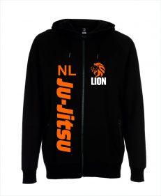 Lion hoodie ju-jitsu jiu-jitsu