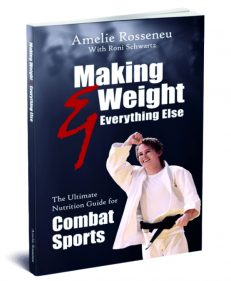 boek amelie rosseneu - making weight